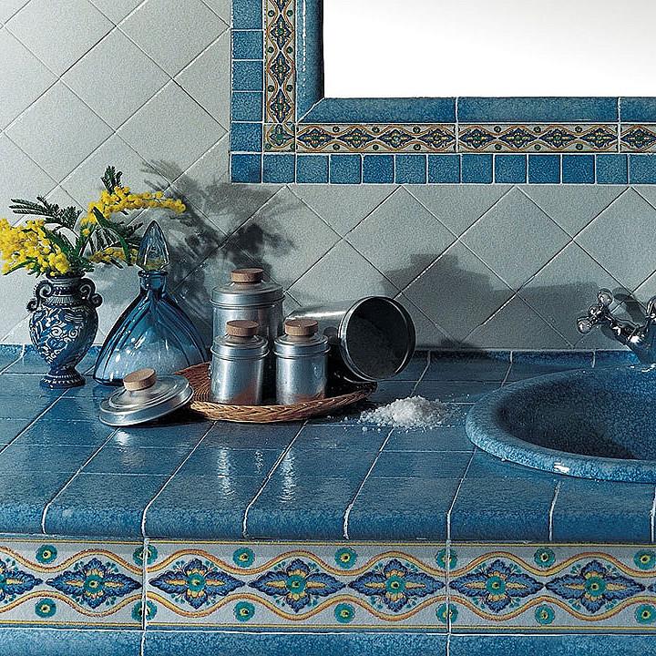 Ceramica Vietri Antico Srl.Vietri Antico Ceramica I Classici Gres Porcellanato Per Pavimenti Interni